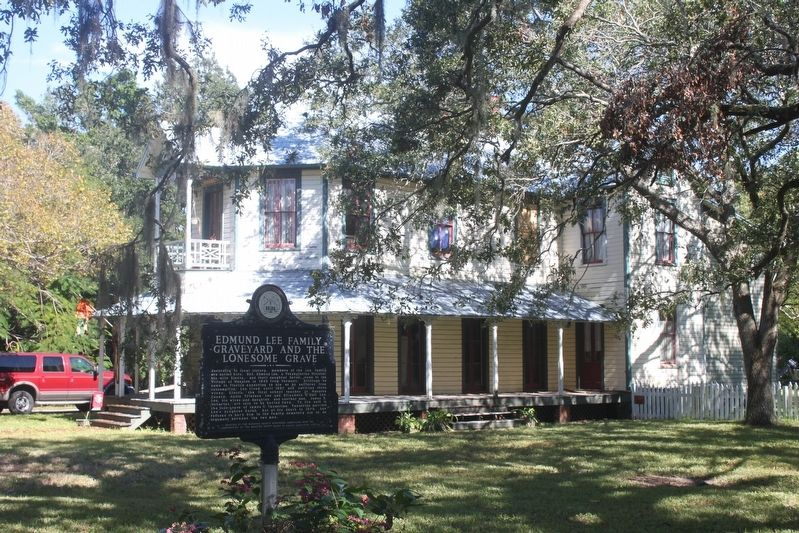 William R. Whitaker House and Marker image. Click for full size.