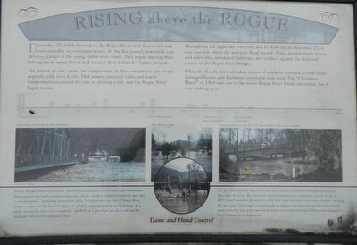 Rising above the Rogue Marker image. Click for full size.