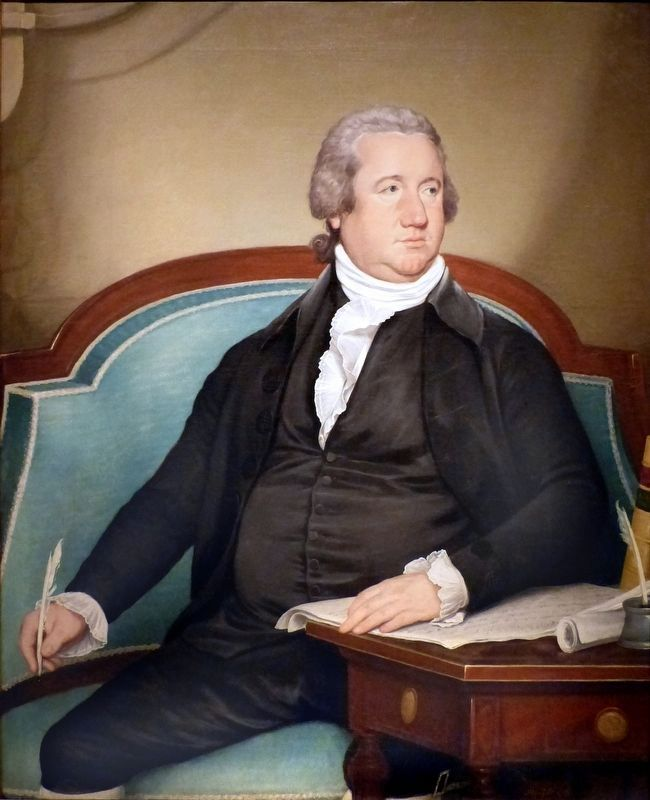 Frederick Augustus Conrad Muhlenberg<br>1750-1801 image. Click for full size.