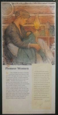 Pioneer Women panel image. Click for full size.