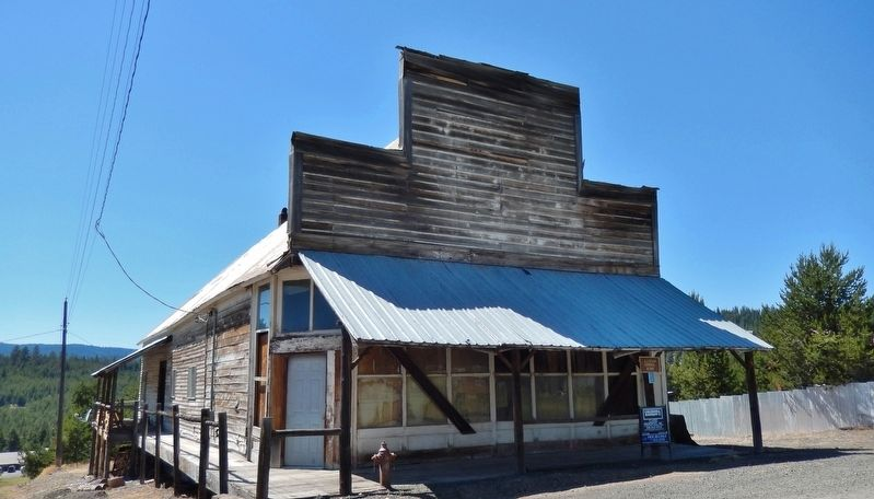 J. J. O'Dair General Store / Granite General Store image. Click for full size.