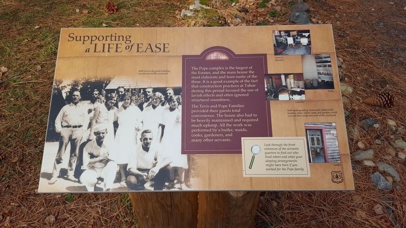 Supporting a Life of Ease Marker image. Click for full size.
