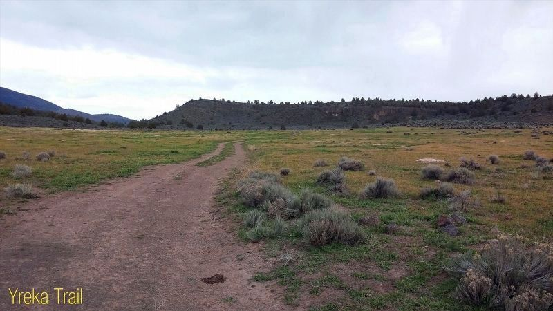 South Road - Forks Of The Yreka Trail / Yreka Trail - The Trail Forks image. Click for full size.