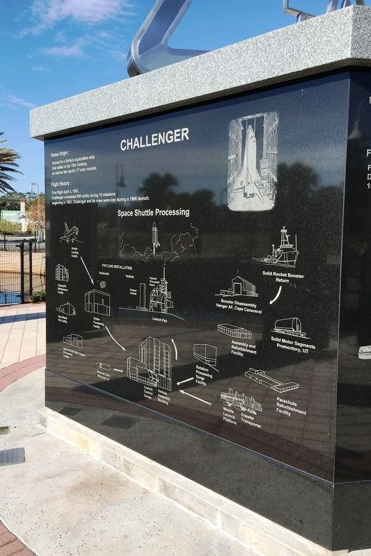 Challenger Marker image. Click for full size.