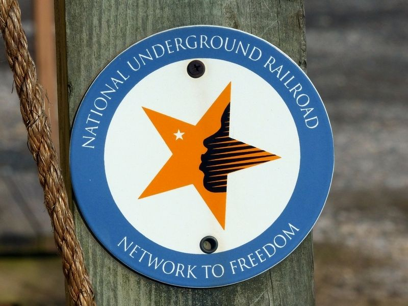 National Underground Railroad<br>Network to Freedom image. Click for full size.