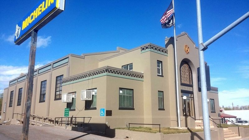 Susanville Veterans Memorial Building image. Click for full size.