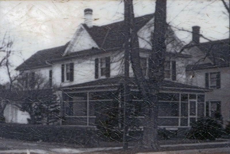 John Barth's Boyhood Home<br>About Seven blocks from here. image. Click for full size.
