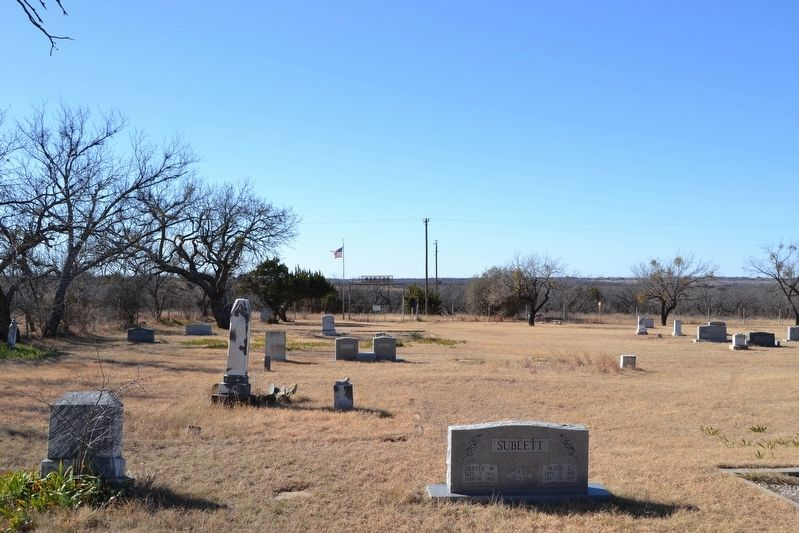 Dothan Cemetery image. Click for full size.