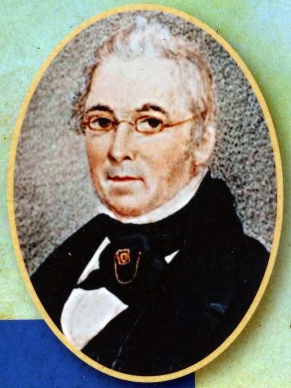Richard Ireland Jones<br>1770-1844 image. Click for full size.