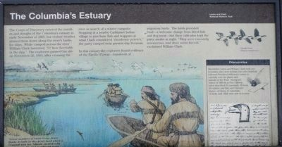 The Columbia's Estuary Marker image. Click for full size.