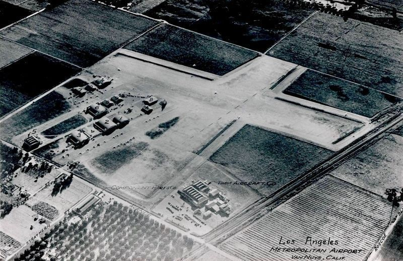 Metropolitan Airport image. Click for full size.