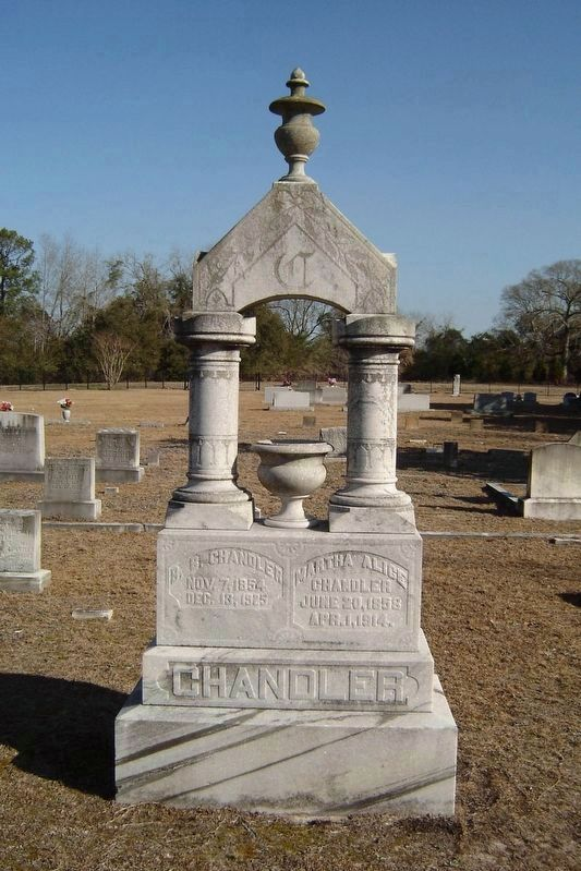 Benjamin Britton Chandler (1854–1925) Marker image. Click for full size.