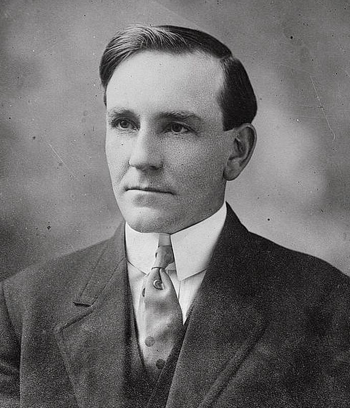 <i>Gov. Oswald West </i> image. Click for full size.