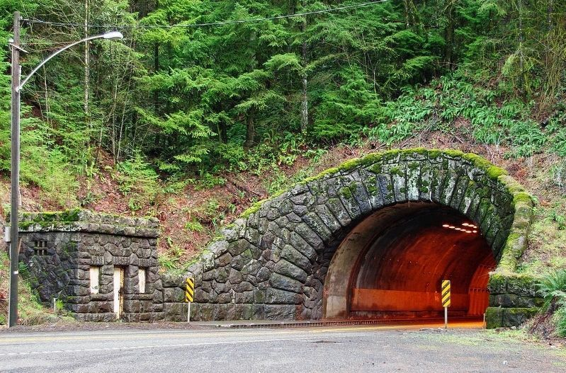Dennis L. Edwards Tunnel image. Click for full size.