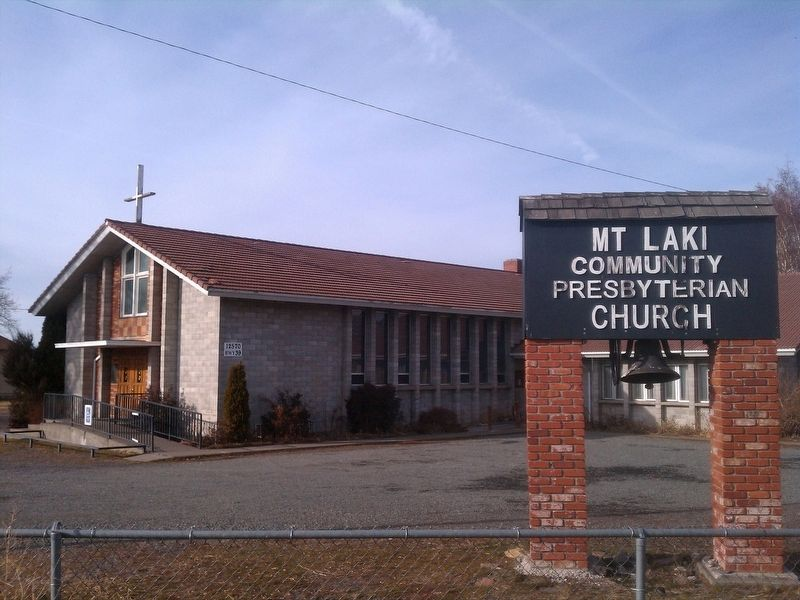 Mt. Laki Community Presbyterian Church image. Click for full size.