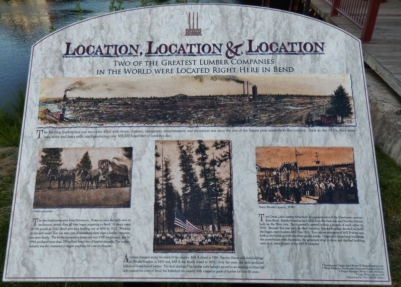Location, Location & Location Marker image. Click for full size.