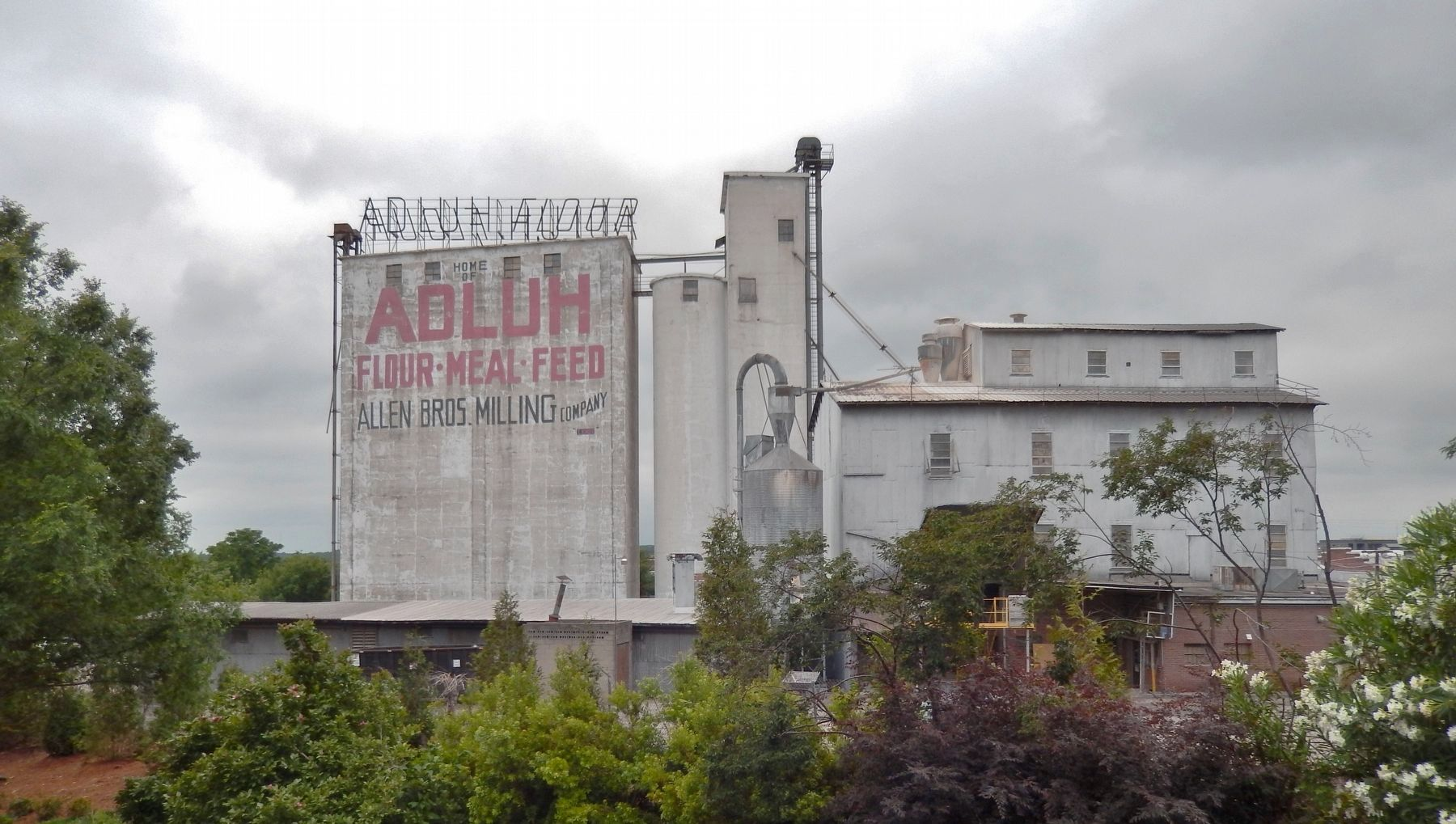 Adluh Flour Mill image. Click for full size.
