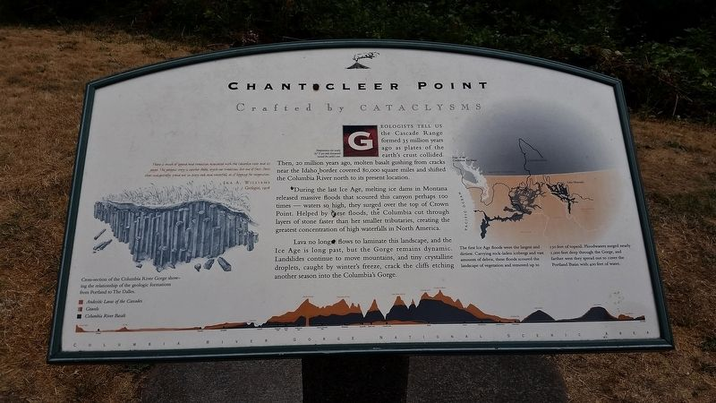 Chanticleer Point Marker image. Click for full size.