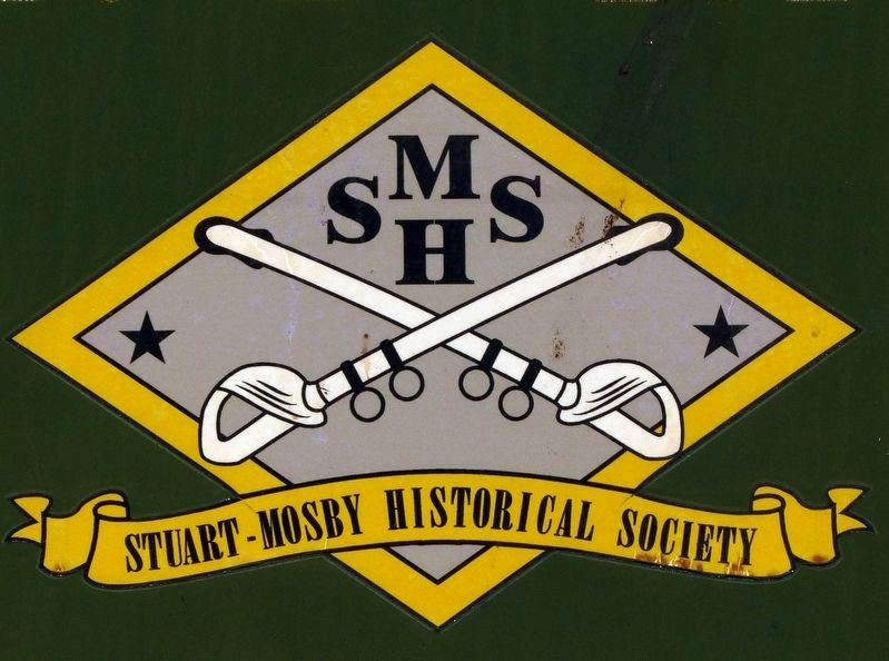 The Stuart-Mosby Historical Society image. Click for full size.