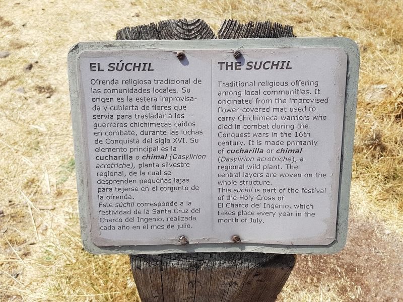 The Suchil Marker image. Click for full size.