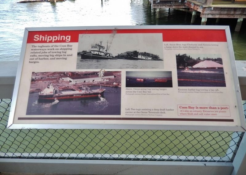 Shipping Marker image. Click for full size.