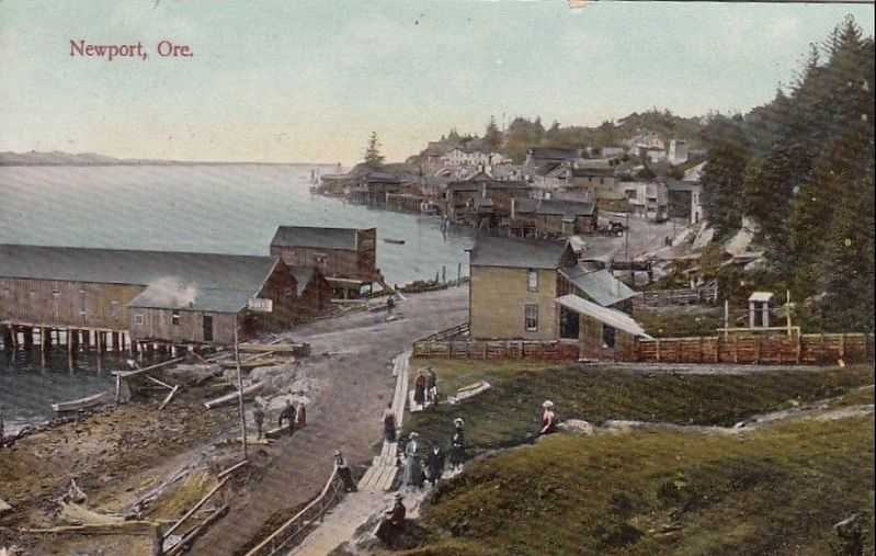 <i>Newport, Ore.</i> image. Click for full size.