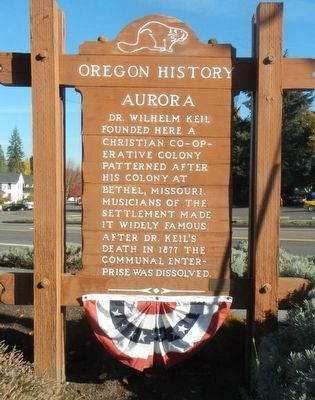 Aurora Marker image. Click for full size.