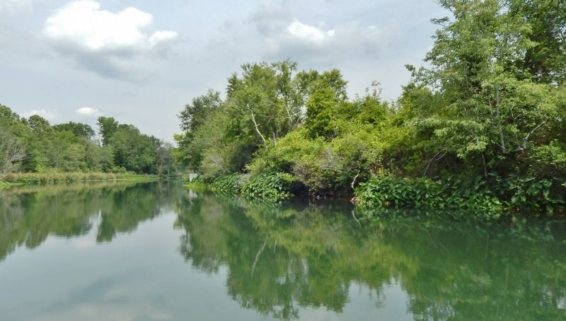 Augusta Canal Today image. Click for full size.