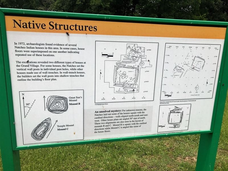 Native Structures Marker image. Click for full size.