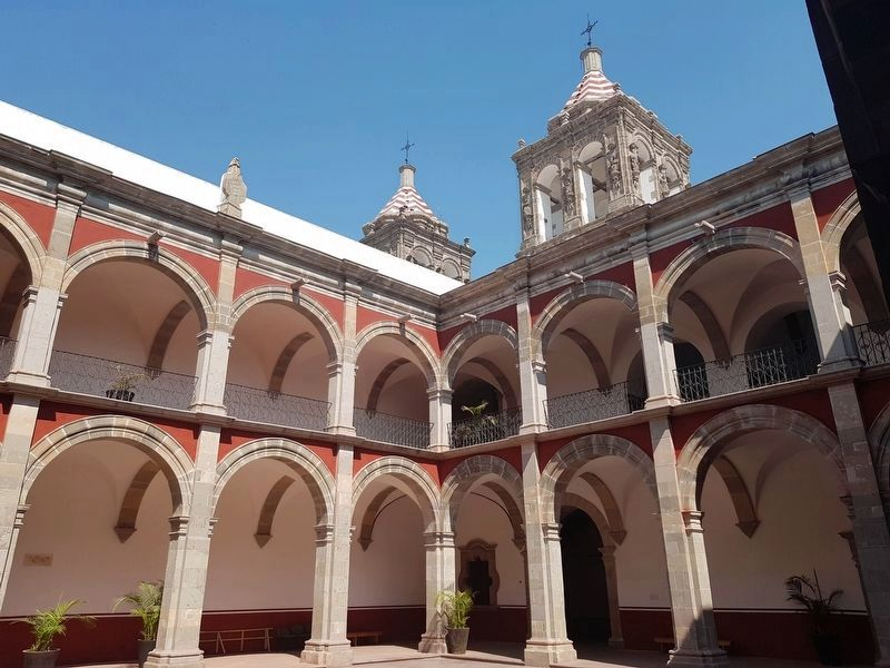 The Augustinian Ex-Convent of San Juan de Sahagún image. Click for full size.
