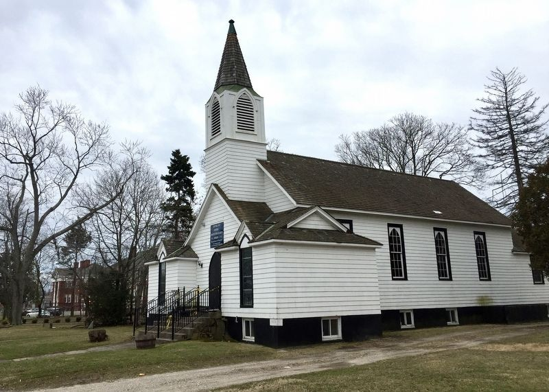 Former Methodist Church image. Click for full size.