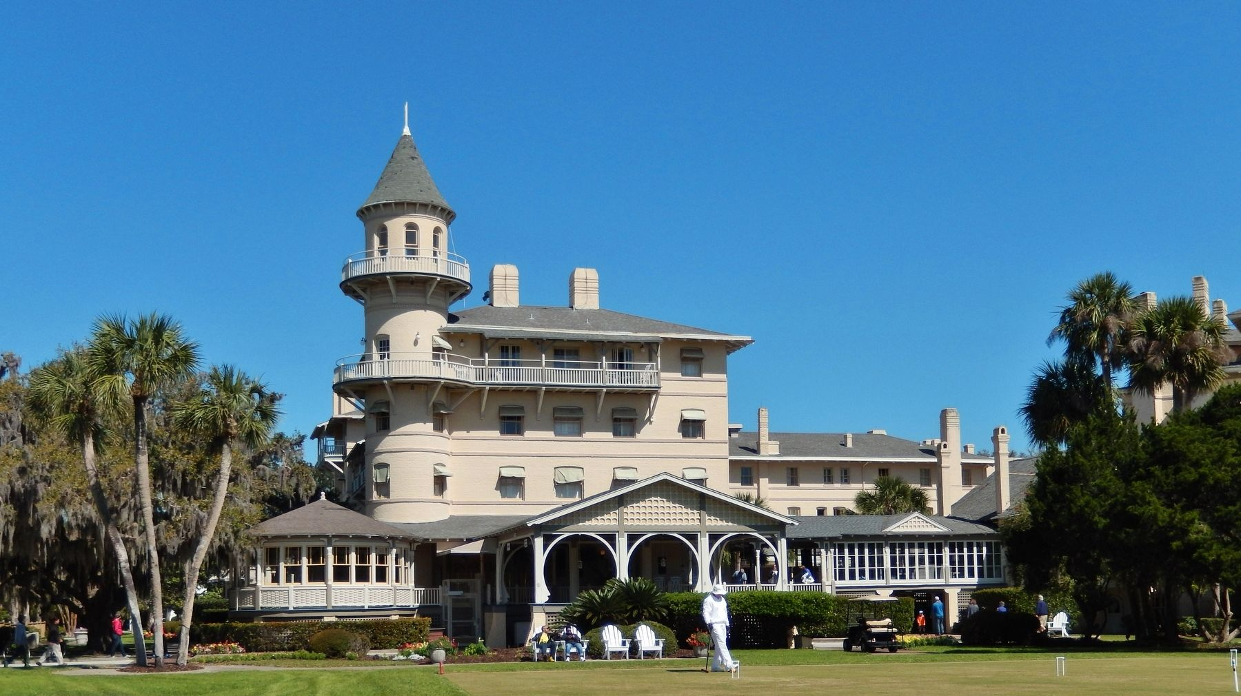 Jekyll Island Clubhouse image. Click for full size.