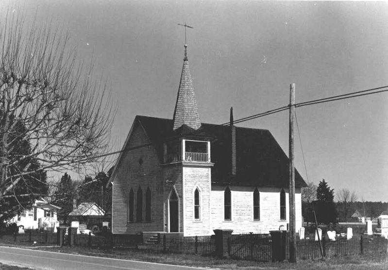 Madison Methodist Protestant Church image. Click for full size.