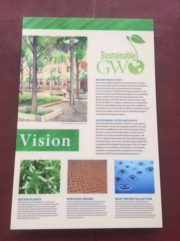 A Sustainable Vision Marker, Center Panel image. Click for full size.