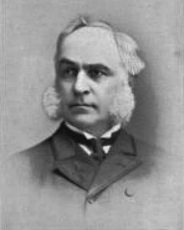 Nathaniel Kellogg Fairbank - Businessman, Family Man, Yachtsman, Civic Leader image. Click for full size.