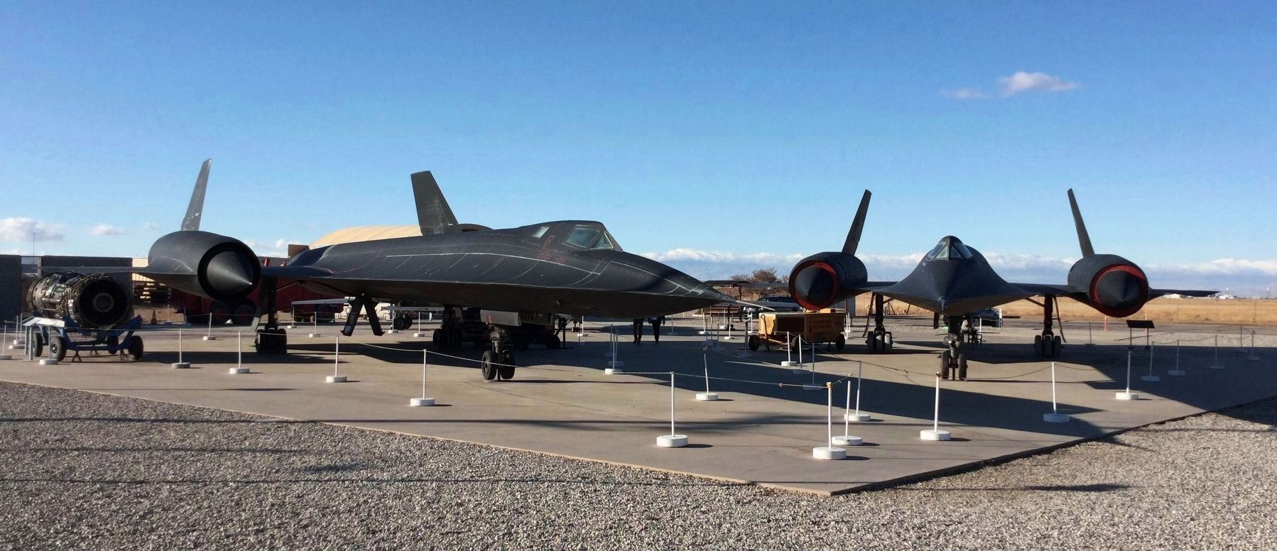 Blackbird Aircraft image. Click for full size.