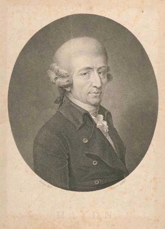 Joseph Haydn image. Click for full size.