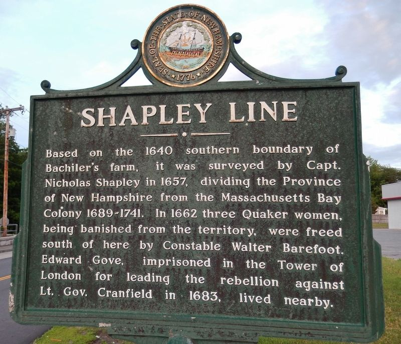 Shapley Line Marker image. Click for full size.