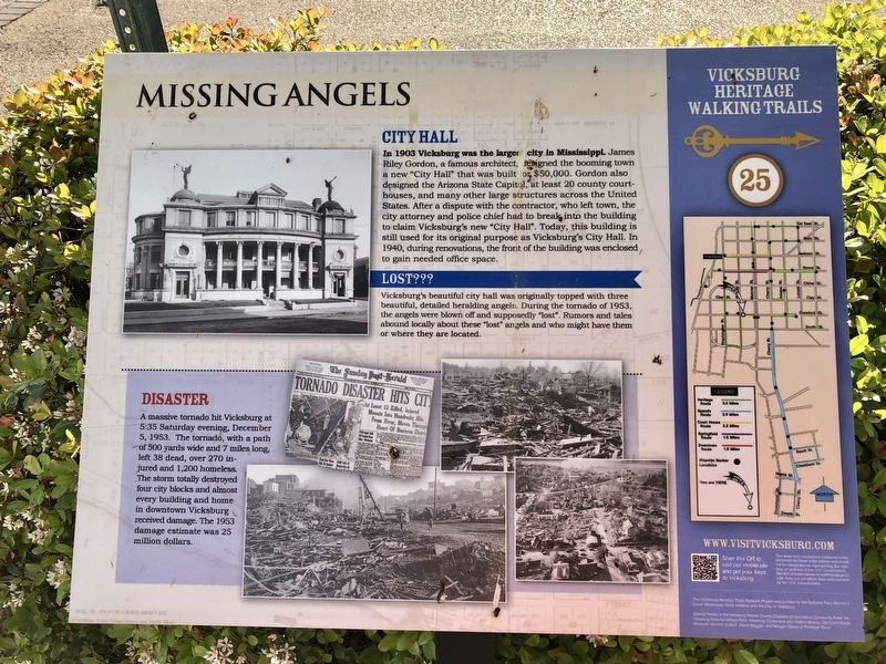 Missing Angels Marker image. Click for full size.