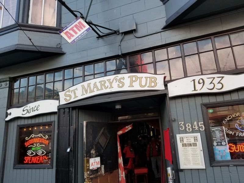 St. Mary's Pub image. Click for full size.