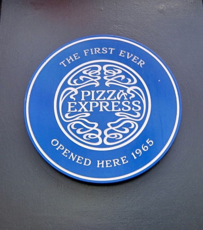 Pizza Express Marker image. Click for full size.