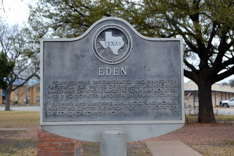 Eden Marker image. Click for full size.