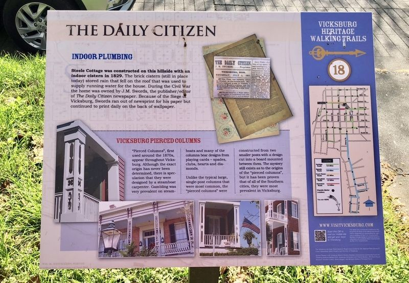 The Daily Citizen Marker image. Click for full size.
