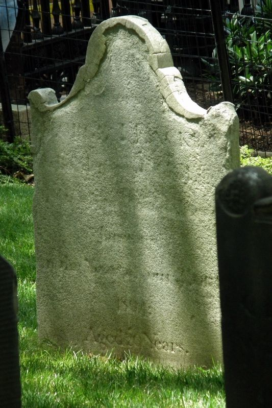 George I. Eacker headstone image. Click for full size.
