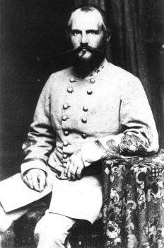 Confederate Major General John Horace Forney image. Click for full size.