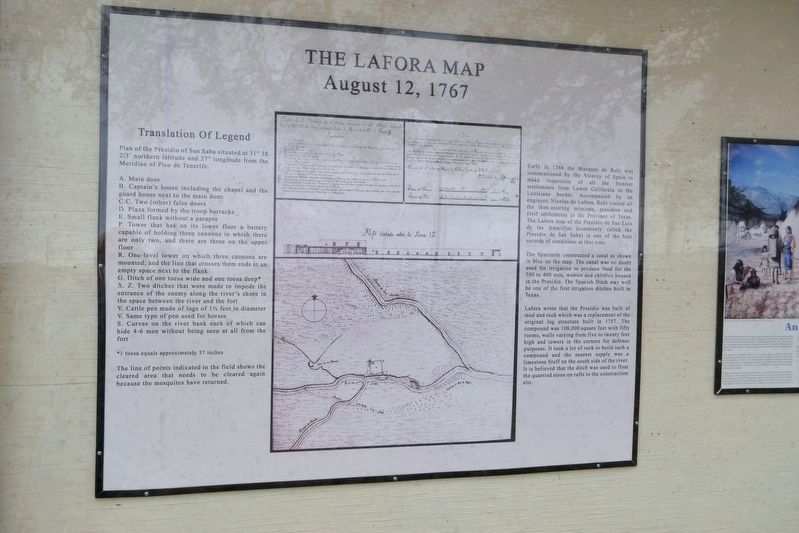 The Lafora Map Marker image. Click for full size.