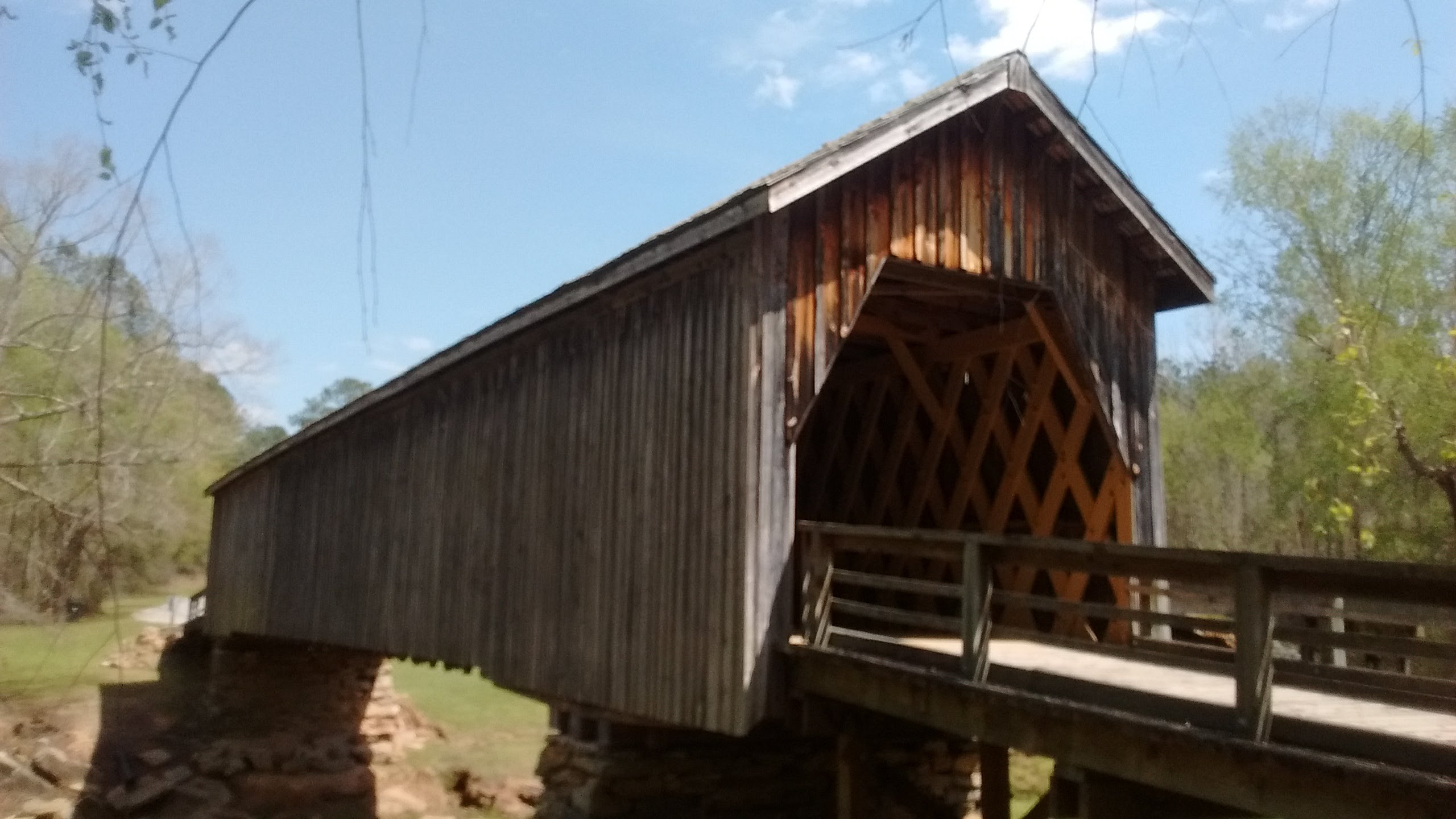Auchumpkee Creek Bridge