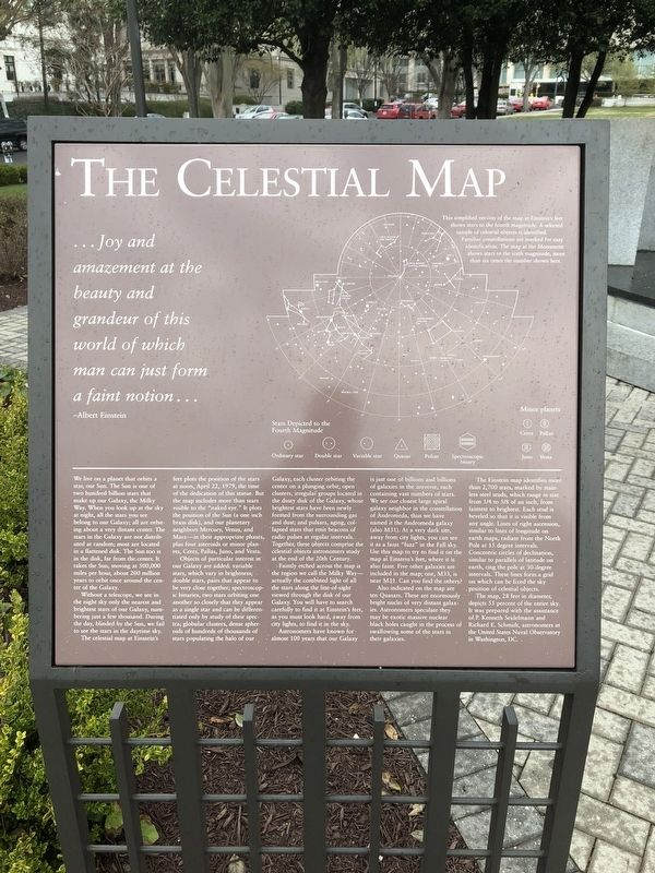 The Celestial Map Marker image. Click for full size.