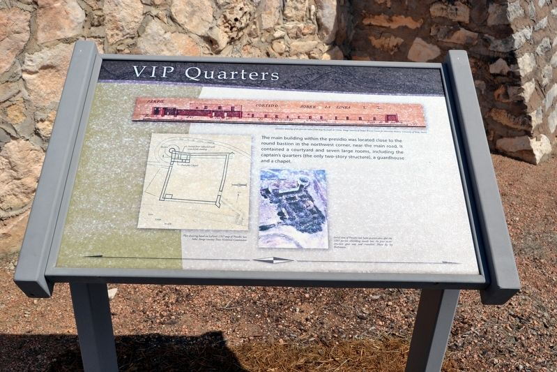 VIP Headquarters Marker image. Click for full size.