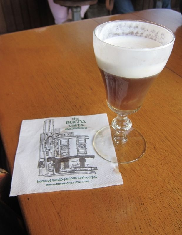 Irish Coffee image. Click for full size.